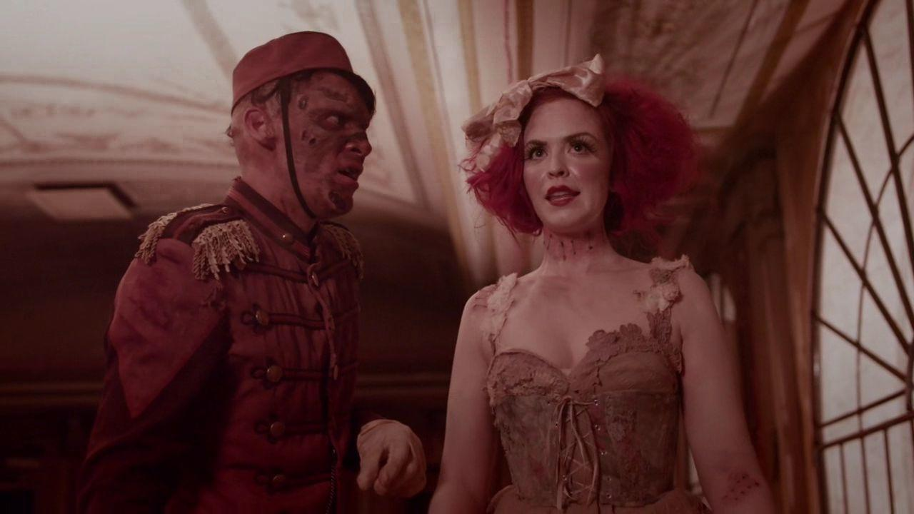 Eliza Swenson as Penny in The Penny Dreadful Picture Show (2013)