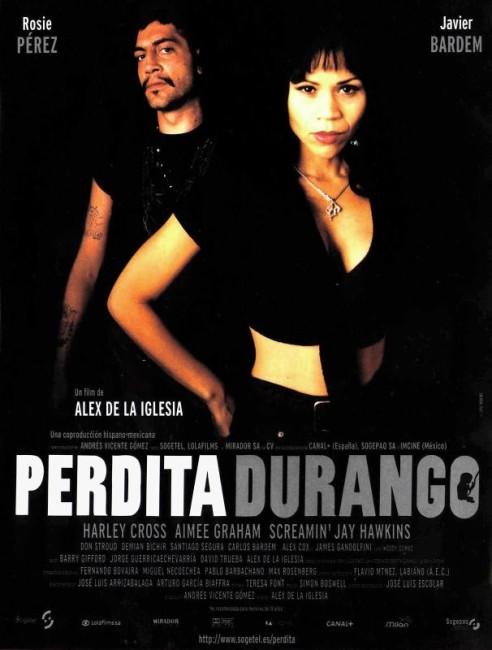 Perdita Durango (1997) poster