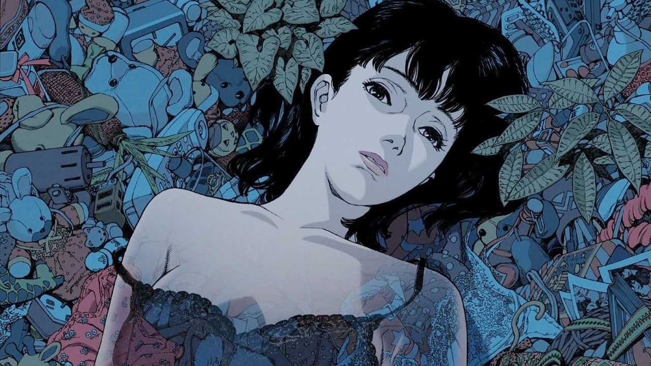 Pop singer Mima Kirigoe in Perfect Blue (1997)