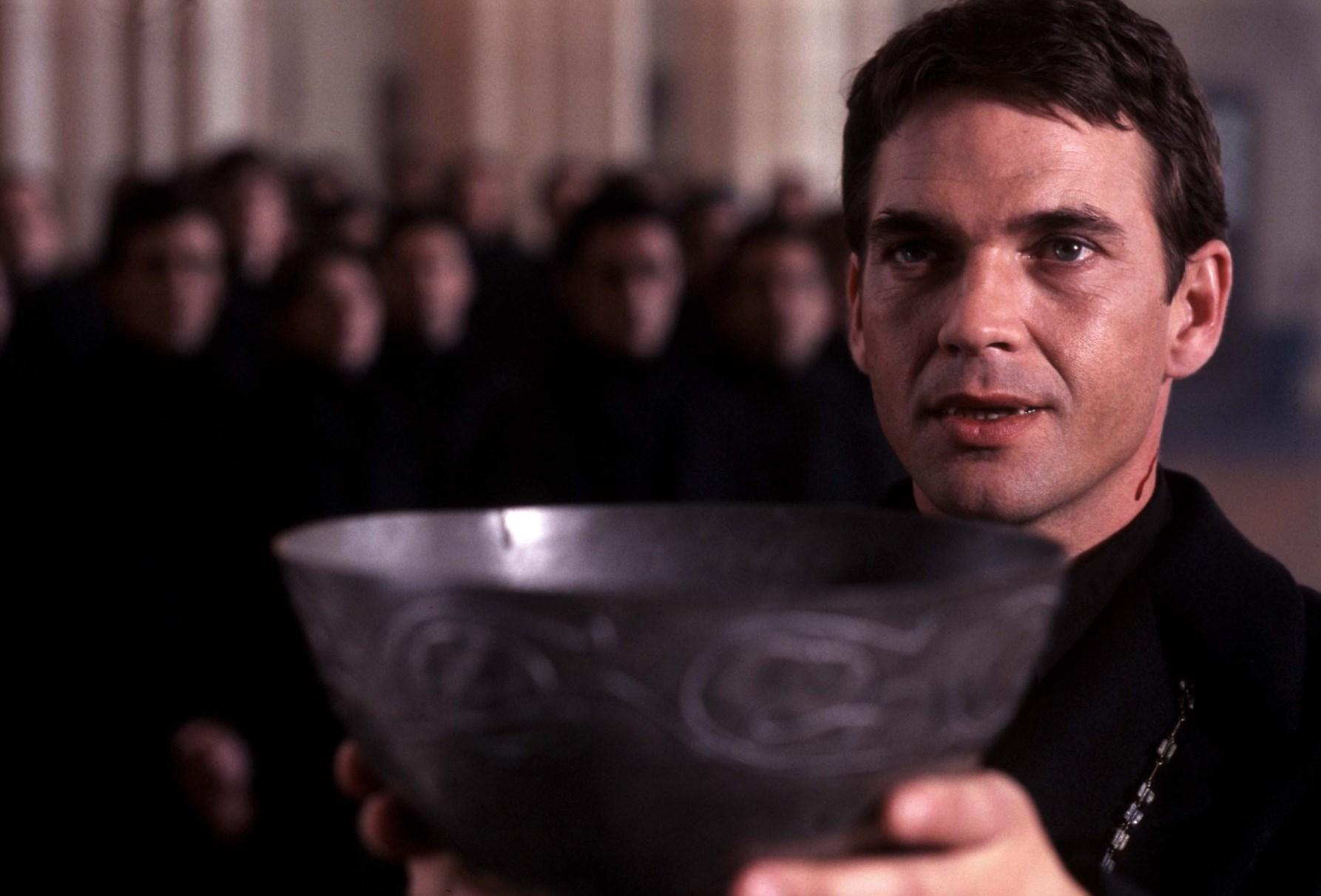 A vampire Dougary Scott in Perfect Creature (2006)