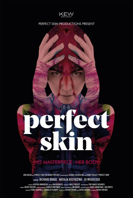 Perfect Skin (2018) poster