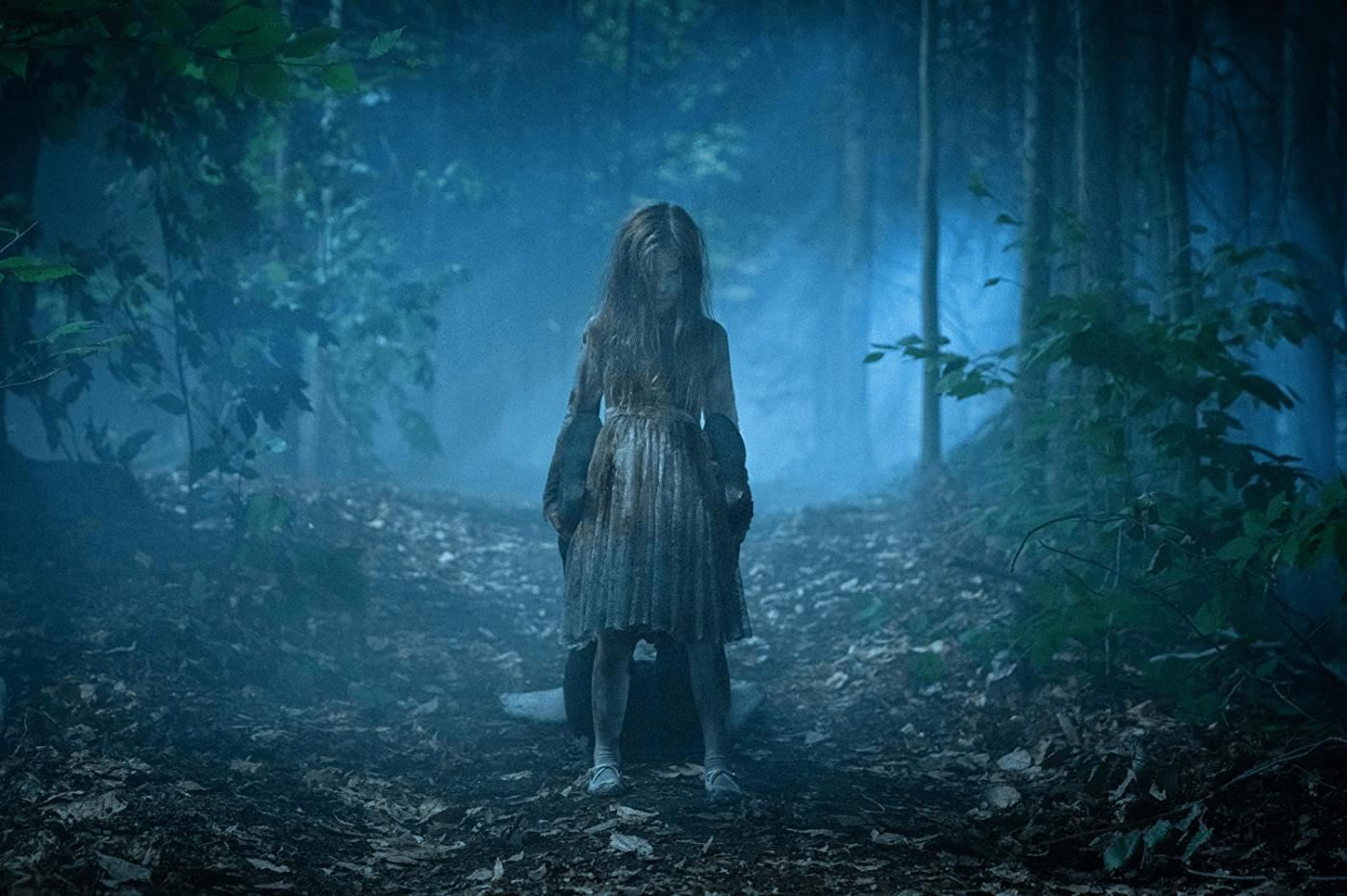 The film's major twist on the original - Ellie (Jeté Laurence) comes back from the dead in Pet Sematary (2019)