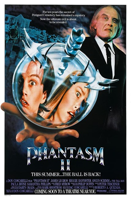 Phantasm II (1988) poster