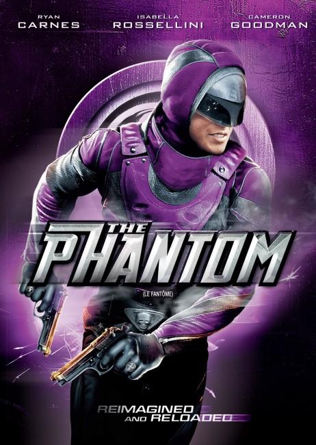 The Phantom (2009) poster
