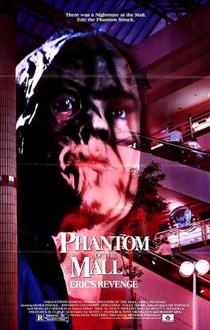 Phantom of the Mall: Eric's Revenge (1989) poster