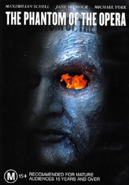 Phantom of the Opera (1983) poster
