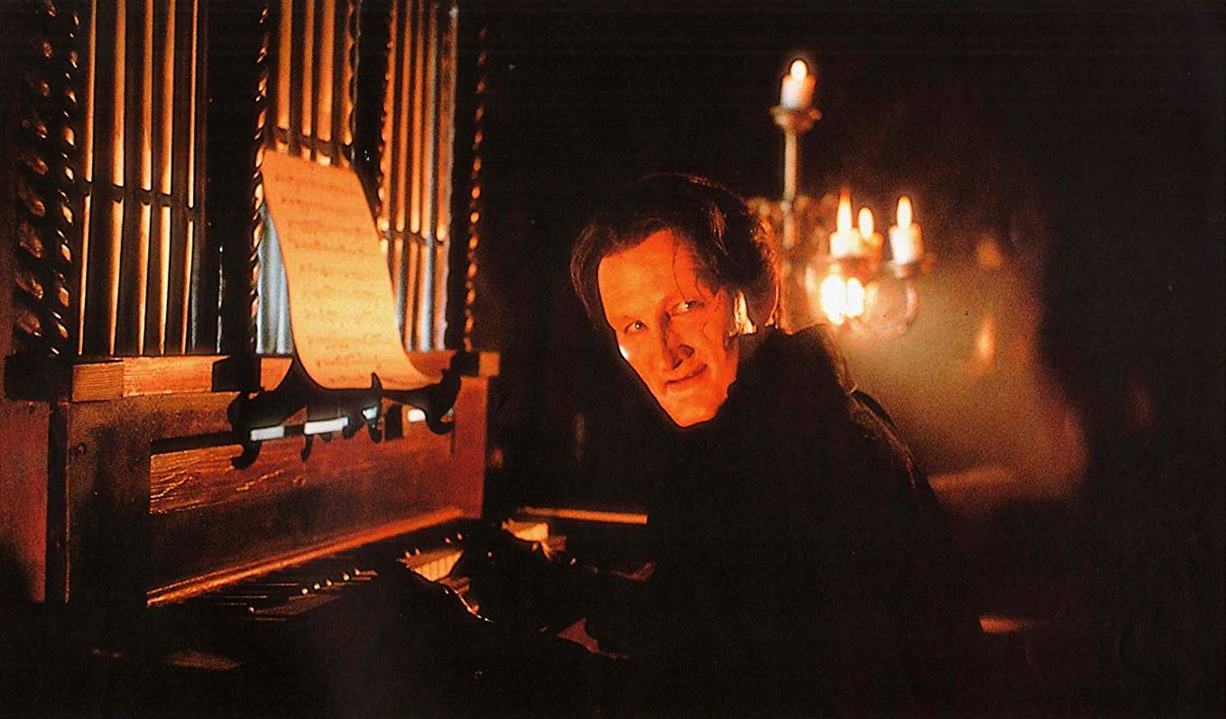 Robert Englund as Erik Destler, The Phantom of the Opera (1989)