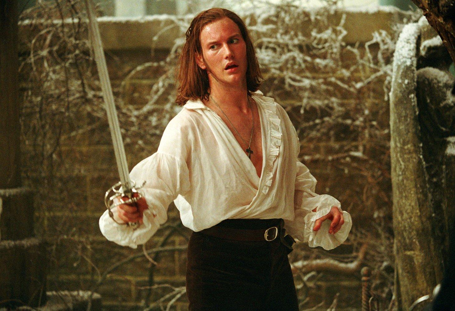 Patrick Wilson as Viscomte Raoul de Chagny in The Phantom of the Opera (2004)