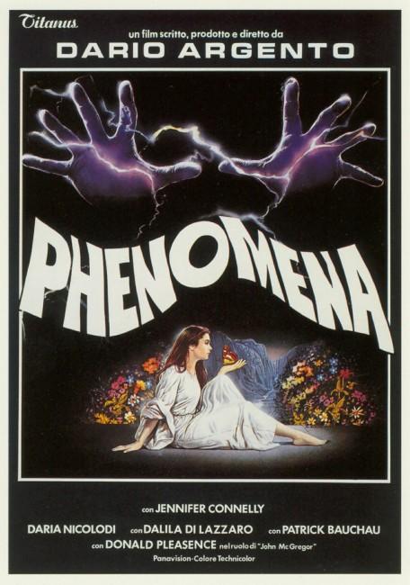 Phenomena (1985) poster