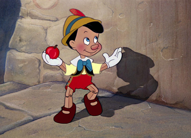 Disney's Pinocchio in Pinocchio (1940)