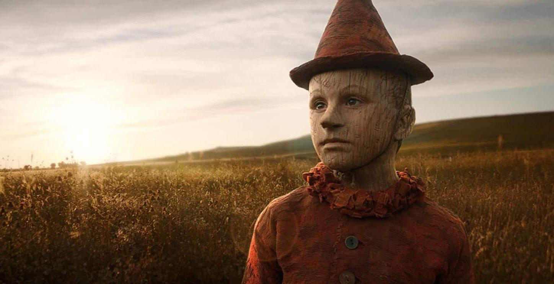 Federico Ielapi as Pinocchio (2019)