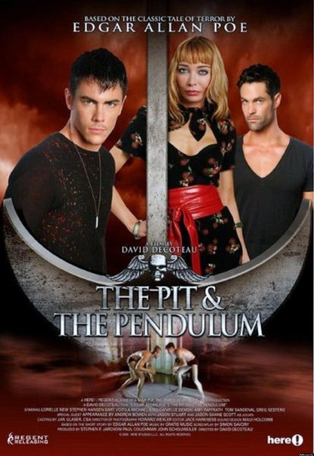 The Pit & the Pendulum (2009) poster