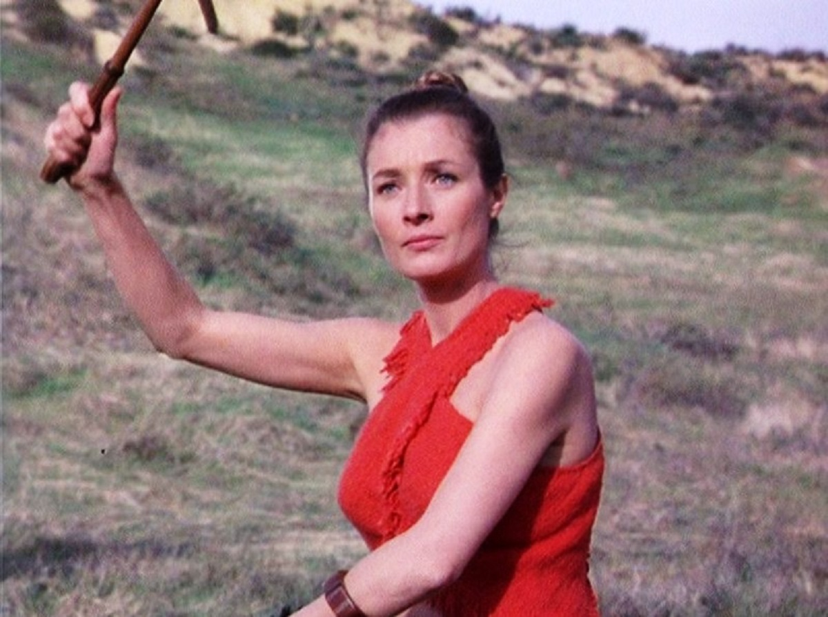 Diana Muldaur as Marg in Planet Earth (1974)