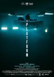 The Platform (2019) poster
