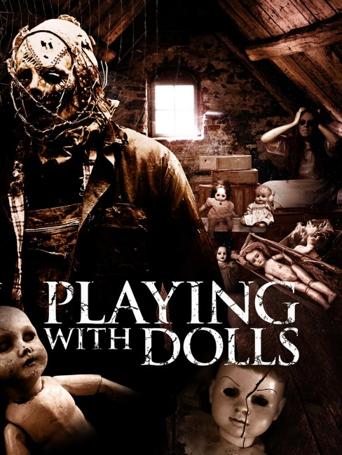 Playing with Dolls (2015) poster
