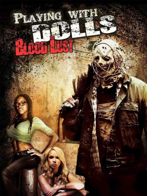 Playing With Dolls: Bloodlust (2016) poster