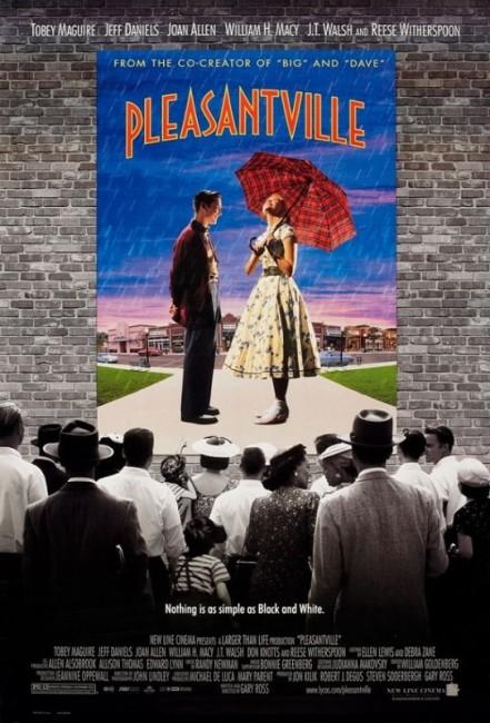 Pleasantville (1998) poster