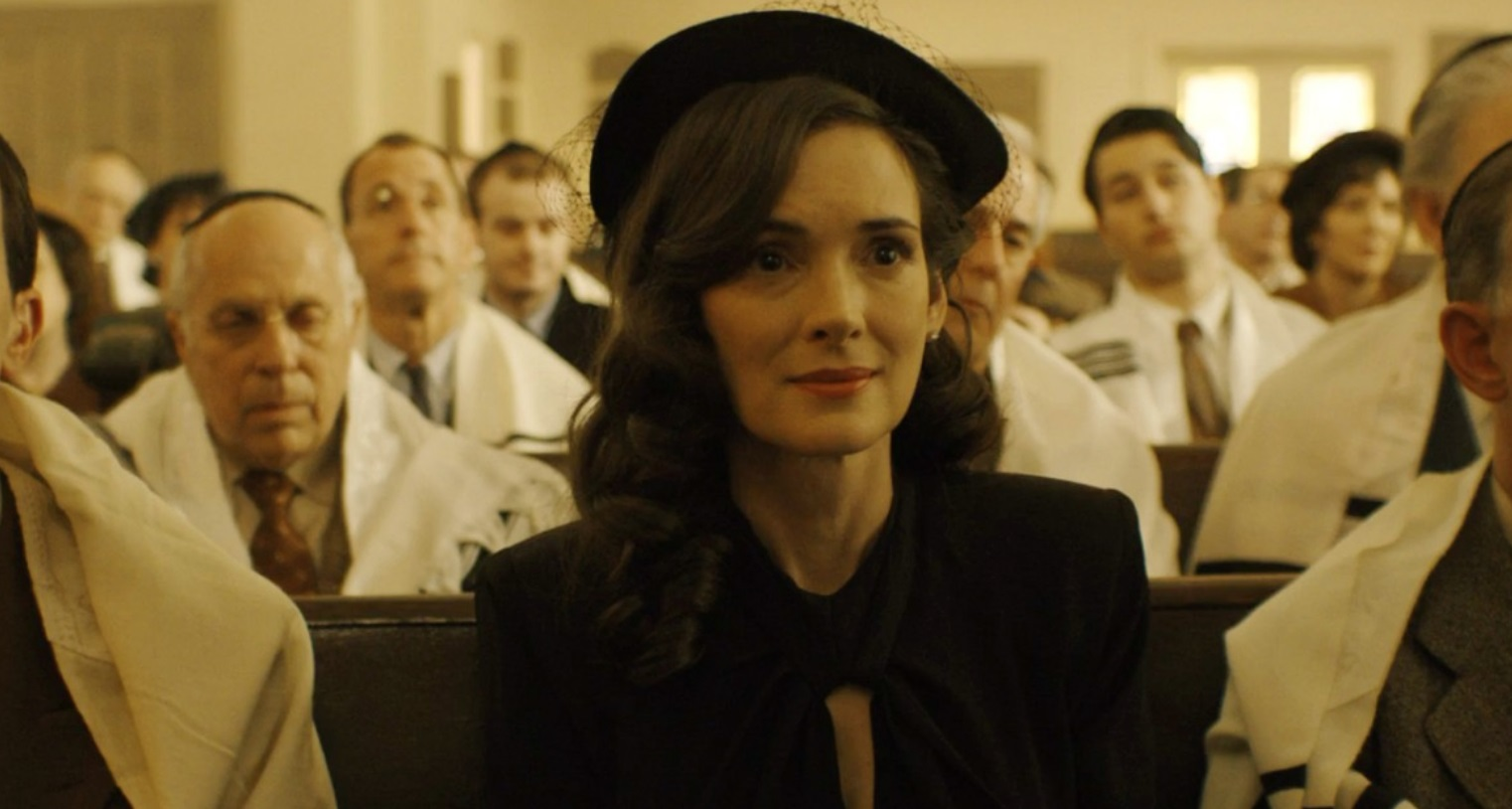 Winona Ryder as Evelyn Finkel in The Plot Against America (2020)