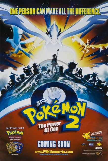 Pokemon: The Power of One (1999) poster