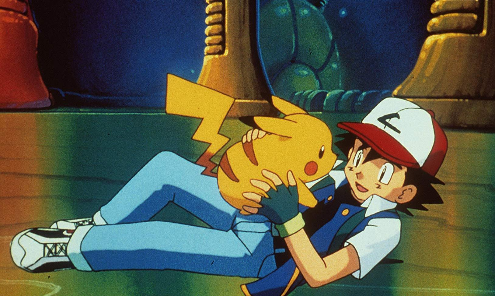 Ask Ketchum and Pikachu in Pokemon The First Movie: Mewtwo Strikes Back (1998)