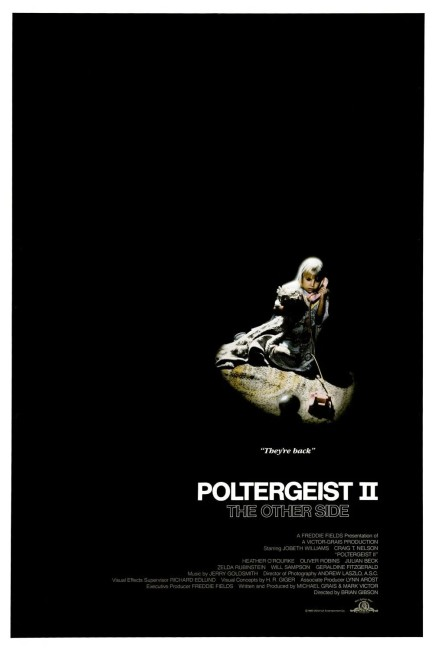 Poltergeist II: The Other Side (1986) poster