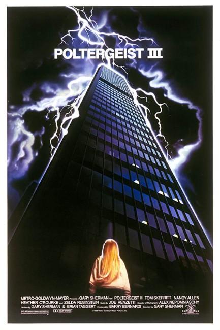 Poltergeist III (1988) poster
