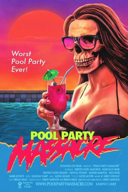 Pool Party Massacre (2007) poster