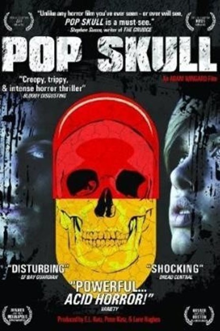 Pop Skull (2007) poster
