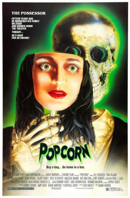 Popcorn (1991) poster