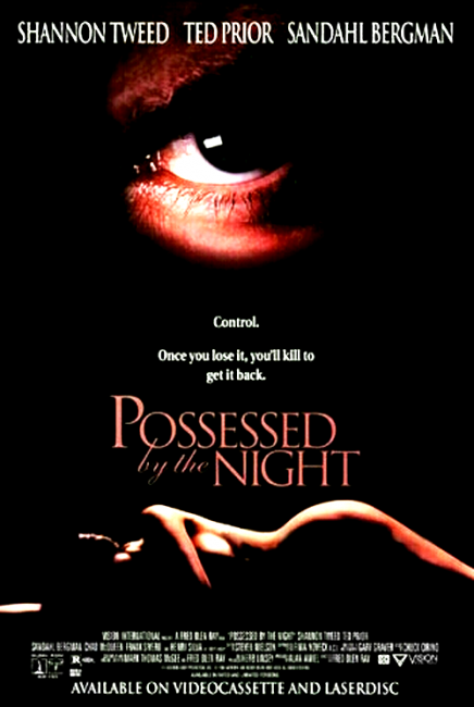 Possessed By the Night (1994) poster