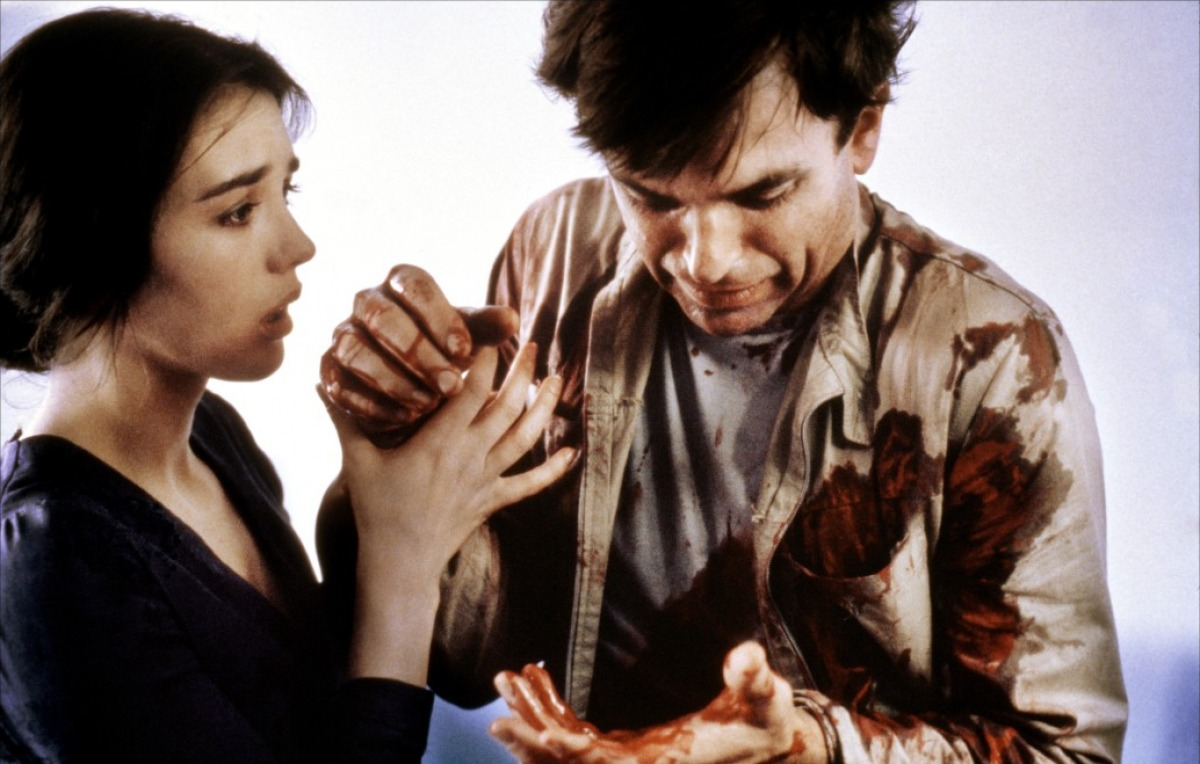 Isabelle Adjani and Sam Neill - portrait of a marriage breakdown in Possession (1981)