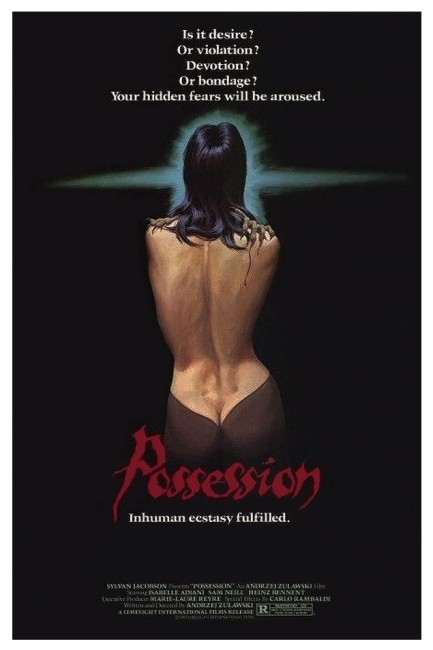 Possession (1981) poster