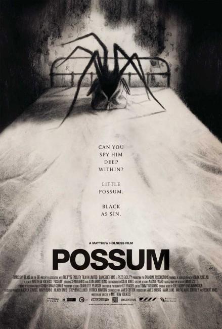 Possum (2018) poster