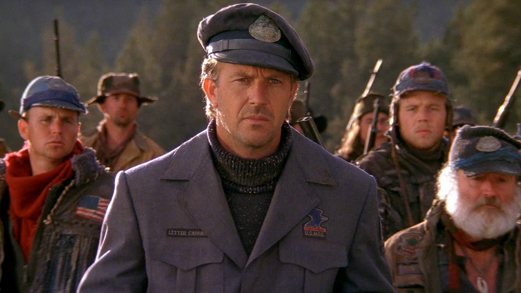 Kevin Costner as The Postman (1997)