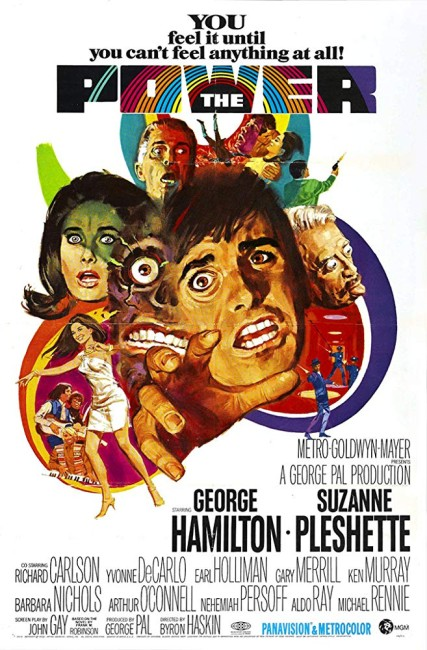 The Power (1968) poster