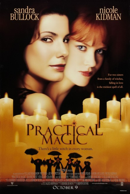 Practical Magic (1998) poster