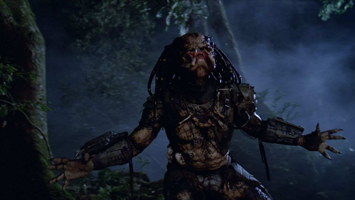 The Predator (Kevin Peter Hall)