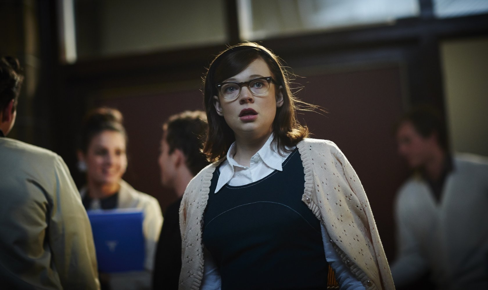 Sarah Snook as Jane Doe in Predestination (2014)