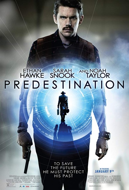 Predestination (2014) poster