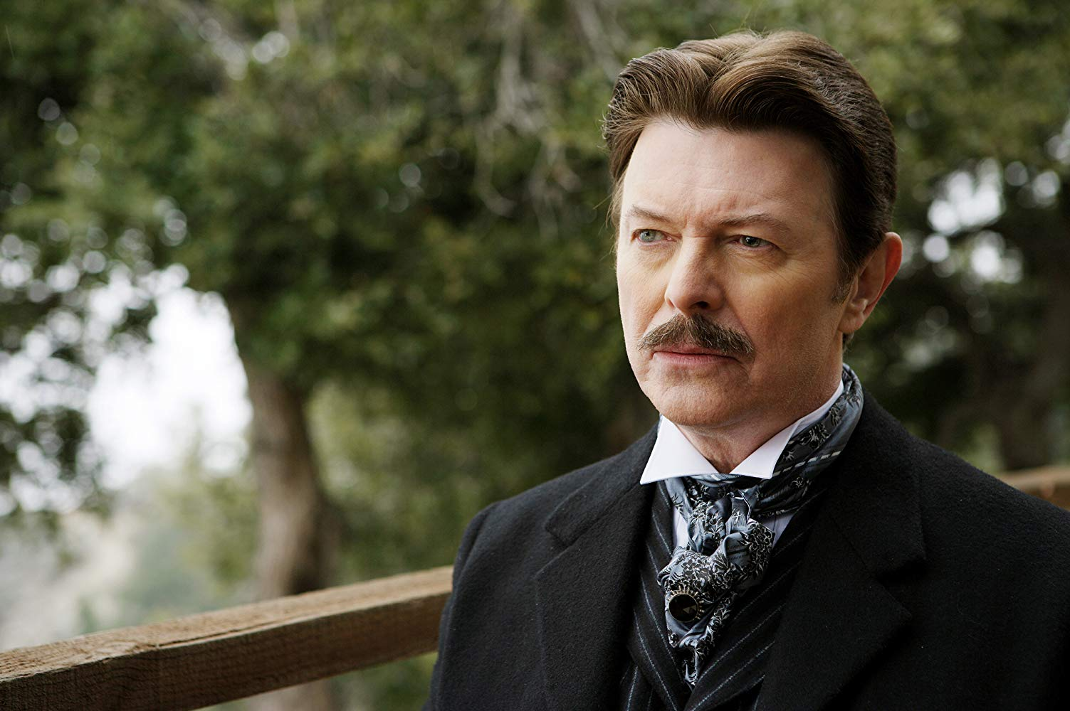 David Bowie as Nikola Tesla in The Prestige (2006)