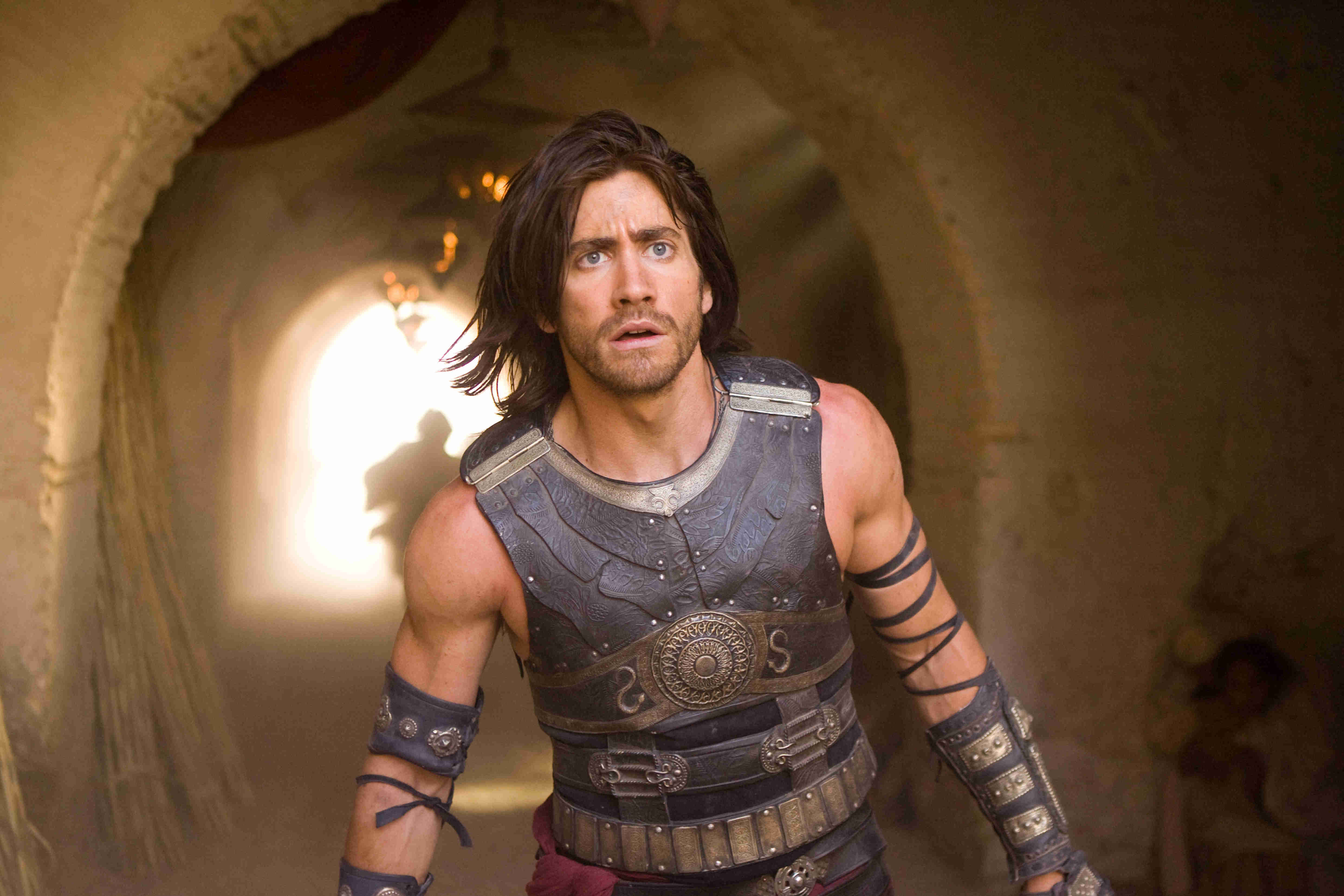 Jake Gyllenhaal as Dastan in Prince of Persia: The Sands of Time (2010)
