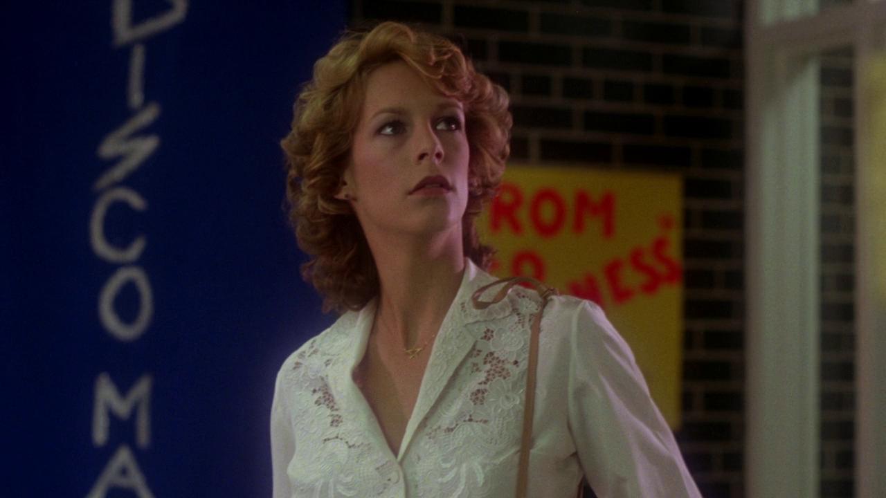 Jamie Lee Curtis as Kim Hammond in Prom Night (1980)