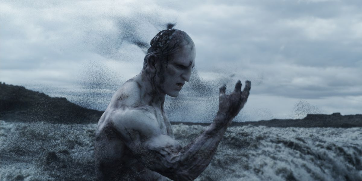 An Engineer in Prometheus (2012)