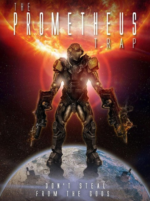 Prometheus Trap (2012) poster