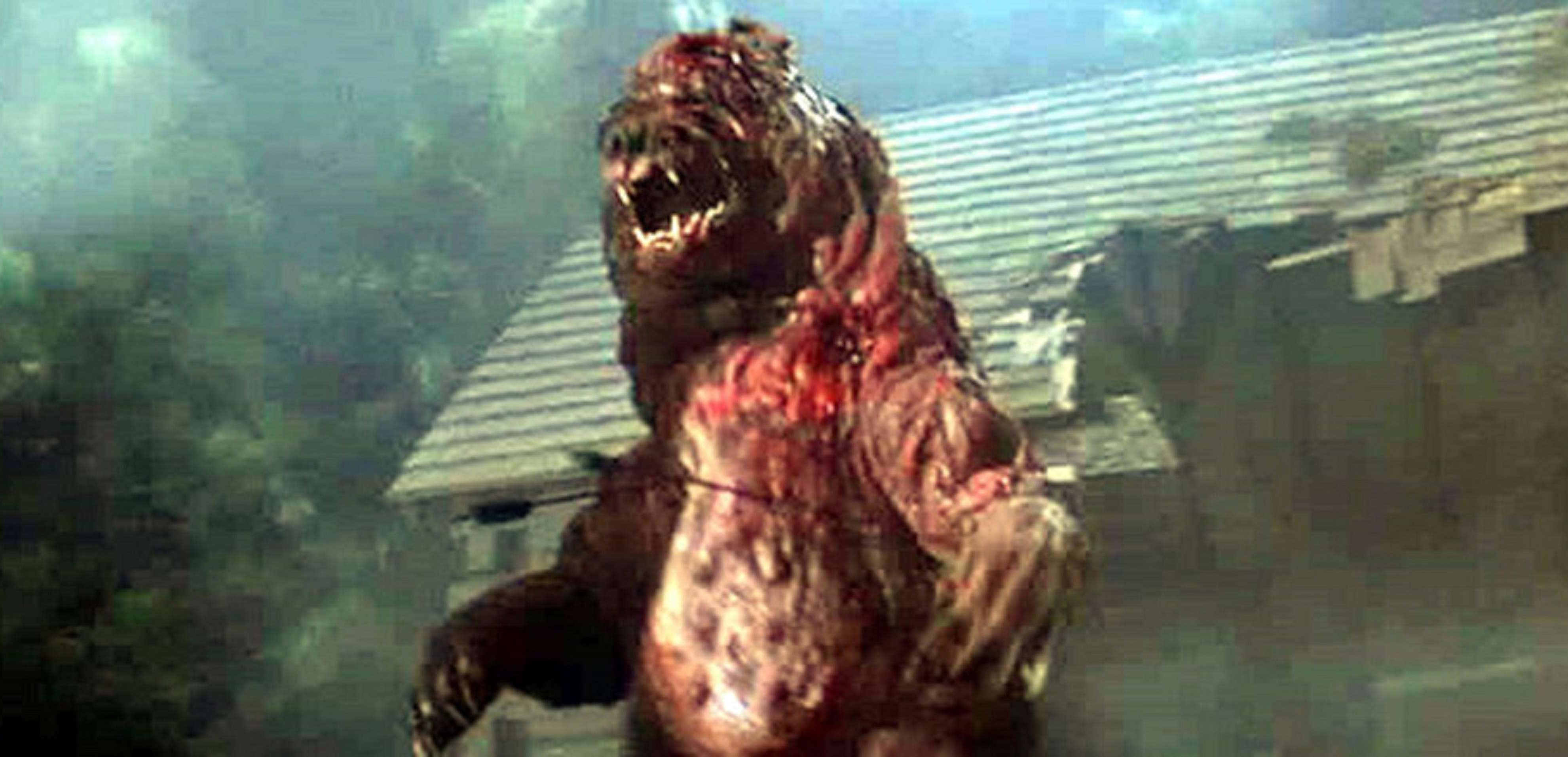 The mutant bear on the rampage in Prophecy (1979)