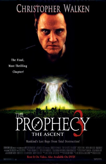 The Prophecy 3: The Ascent (2000) poster