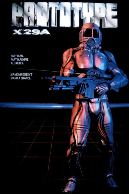 Prototype X29A (1992) poster