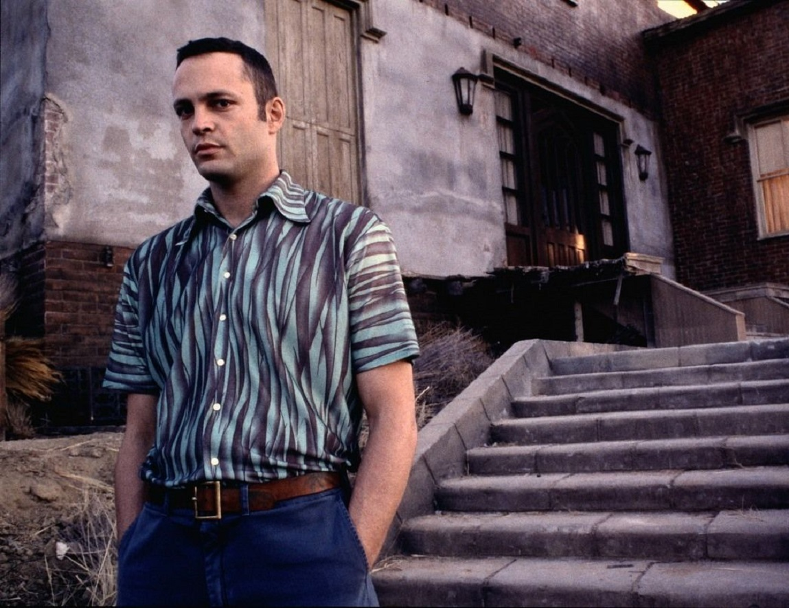 Vince Vaughn as Norman Bates in Psycho (1998)