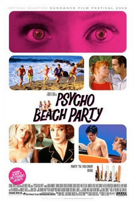 Psycho Beach Party (2000) poster
