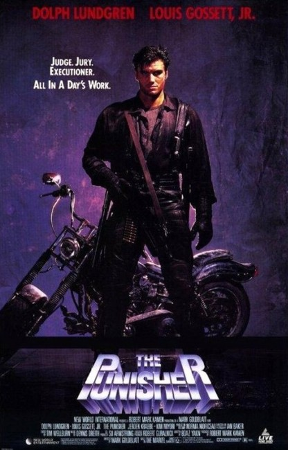The Punisher (1990) poster